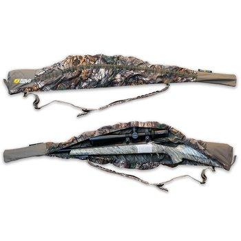 Solo Hunter Solo Hunter Rifle Cover - 40'' to 52'' - Self Adjusting Stretch Fit - Camo