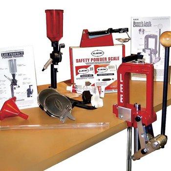 Lee Lee Precision 50th Anniversary Breech Lock Challenger Single Stage Press Kit 90050