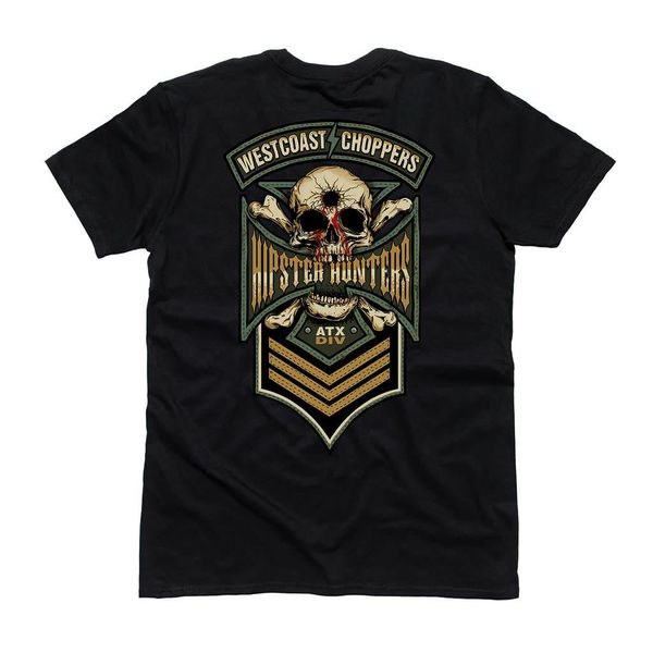 JESSE JAMES Jesse James Hippster T-shirt - XL