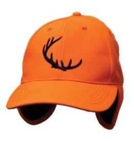 Backwoods Backwoods Cap With Ear Tabs - Orange