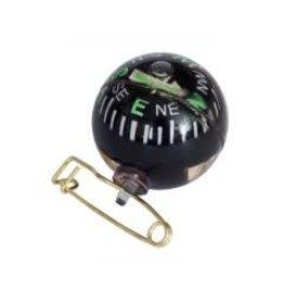 Backwoods Backwoods Pin-on Ball Compass