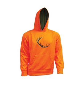 Backwoods Backwoods Blaze Orange Hoodie - L