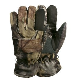 Backwoods Backwoods Pure Camo Kids Gloves - XL