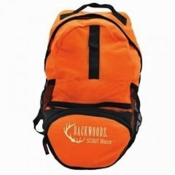 Backwoods Backwoods Orange Backpack - Scout 15L