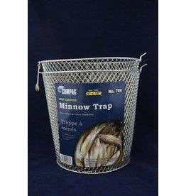 Compac Compac Galvanized Minnow Trap - 9''x16''