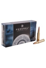 Federal Federal Power-Shok .308 Winchester 20 Rounds 180 Grain Jacketed Soft Point 2570fps