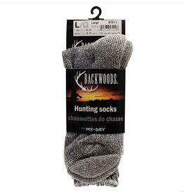 Backwoods Backwoods Wool Hunting Socks - M
