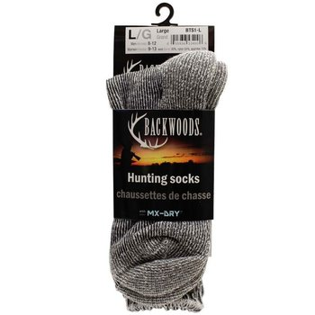 Backwoods Backwoods Wool Hunting Socks - M