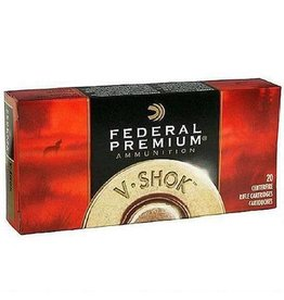 Federal Ammo .30-06 Springfield Federal Vital-Shok Nosler Partition SP Bullet 165 Grain 2830 fps 20 Rounds P3006AD