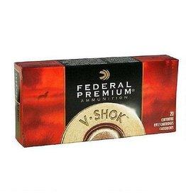 Federal Federal V-Shok .22-250 Rem 55 Grain NBT 20 Round Box