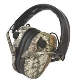 Caldwell 487200 E-Max Low Profile Electronic Hearing Protection M/O BU