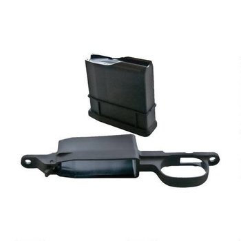 HOWA Howa M1500 Detachable Magazine Conversion Kit .338 Win Mag /7mm Rem Mag 5 Round Magazine with Floor Plate Polymer Black
