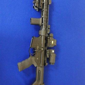 Mega Arms $3500 with Optics 2500 without Optics