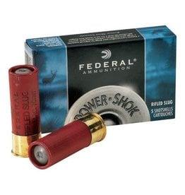 "Federal Federal Power-Shok .410 Bore 5 Rounds 2.5"" MAX., 1/4oz. Rifled Slug"