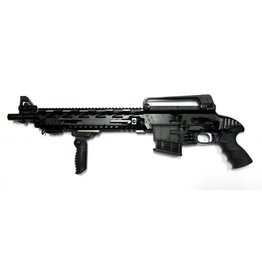 Revolution Armory REVOLUTION ARMORY TKPV ASSISTED PUMP-ACTION 12GA PISTOL GRIP STOCK WITH 3 CHOKES & 2 MAGS