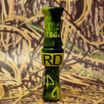 Muddy Fowler Muddy Fowler Real Deal Molded Single Reed Duck Call