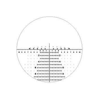 Schmidt and Bender Schmidt & Bender 5-25x56 PM II/LP Riflescope H59 Reticle, mrad Adjustment, CCW Turret Rotation