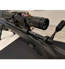 Savage Savage 10 TR in 308, 20'' Threaded Barrel, with Bushnell Banner Scope 6x18x50.