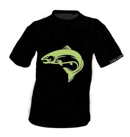 Streamside Streamside T-Shirt Black, XS