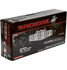 WINCHESTER Winchester Accubond .270 WSM 140 Grains Ammunition 20 Rounds CT
