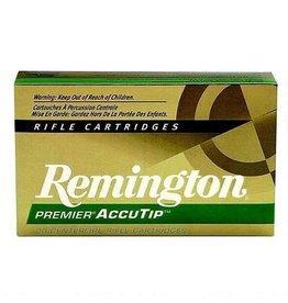 Remington Remington Premier AccuTip-V .204 Ruger 40 Grains 20 Rounds AccuTip BT