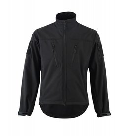Redback RedBack Gear SIERA Tactical Soft Shell Jacket, Black