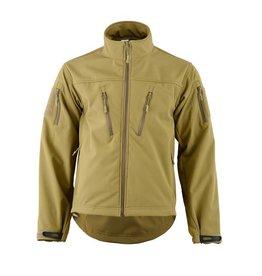 Redback RedBack Gear SIERA Tactical Soft Shell Jacket, Coyote