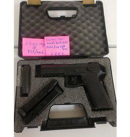CZ CZ P09 Almost new 9mm with 2 mags and trigger spring,updated sight and steel guid rod