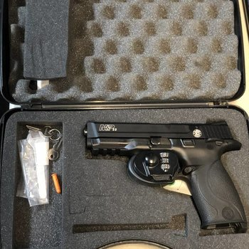 Smith & Wesson Smith&Wesson M&P22 .22LR. 10RD. 4.2'' Barrel
