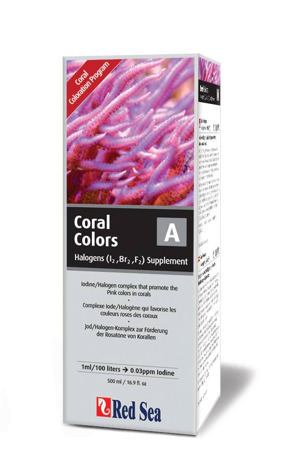 Coral Colors A 500ml