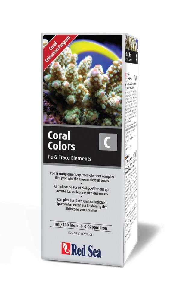 Coral Colors C 500ml