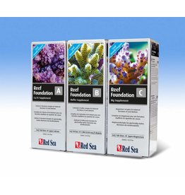 Reef Foundation Starter Kit 3x 250ml