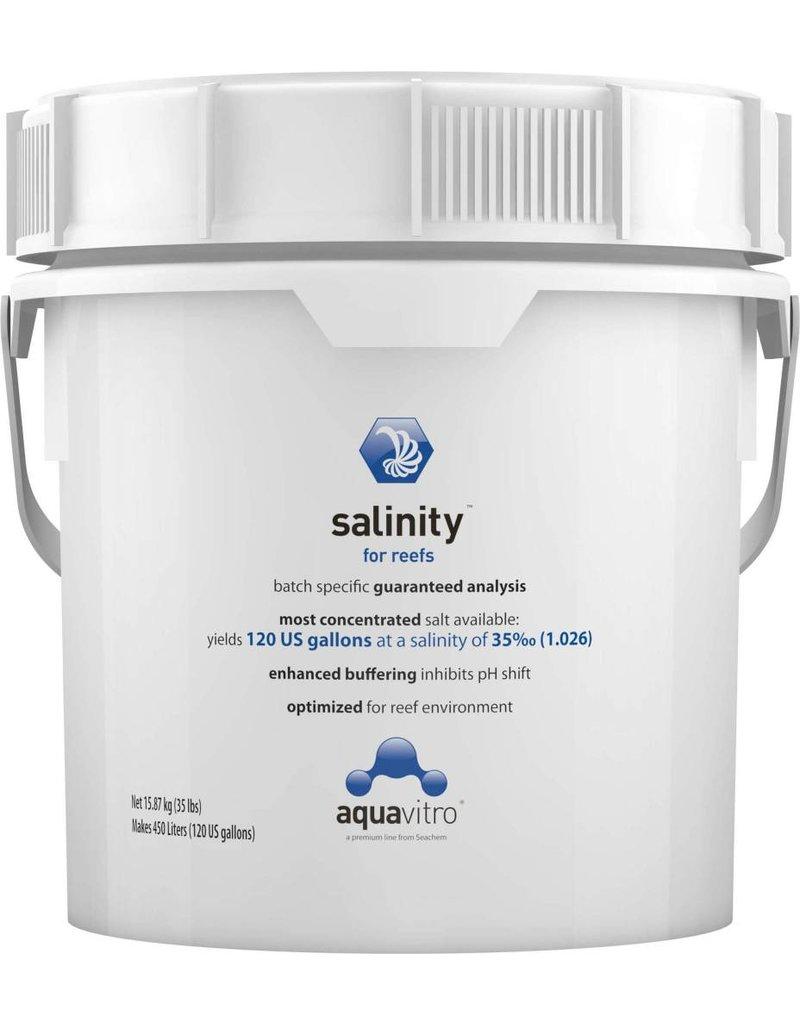 AquaVitro Salinity Salt 120gal