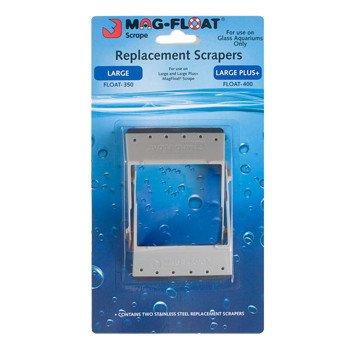 Mag-Float Scraper Blades Lg