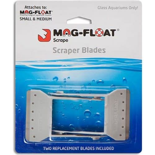 Mag-Float Scraper Blades Small
