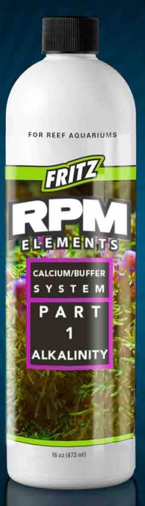 Fritz RPM Elements Part 1 Alkalinity 32 oz