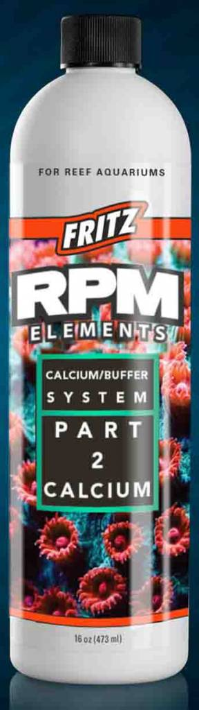 Fritz RPM Elements Part 2 Calcium 32 oz