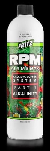 Fritz RPM Elements Part 1 Alkalinity 16 oz