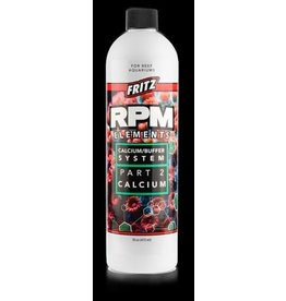 Fritz RPM Elements Part 2 Calcium 16 oz