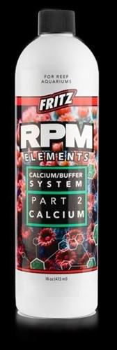 Fritz RPM Elements Part 2 Calcium 16 oz