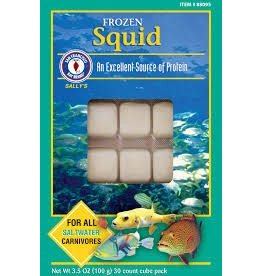 Squid Cubes 3.5oz
