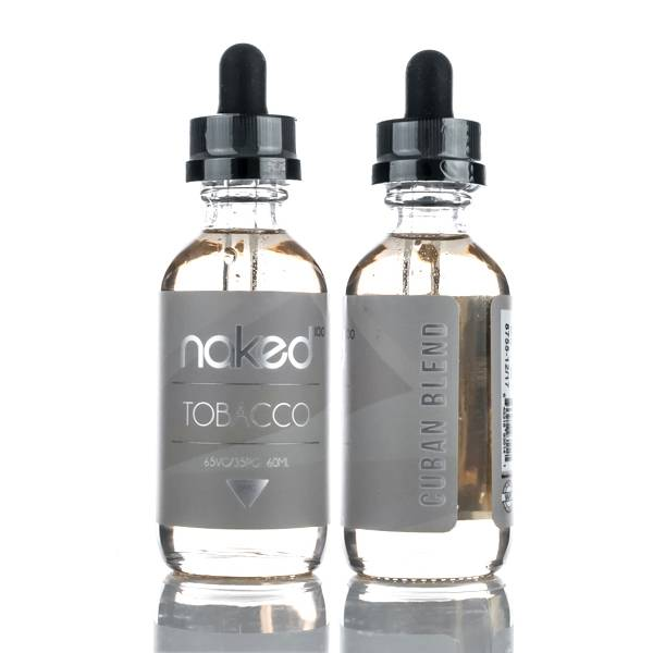 Naked 100 E-Liquids
