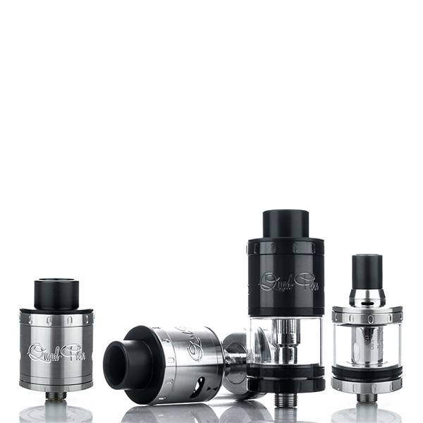 Aspire Quadflex Survival Kit