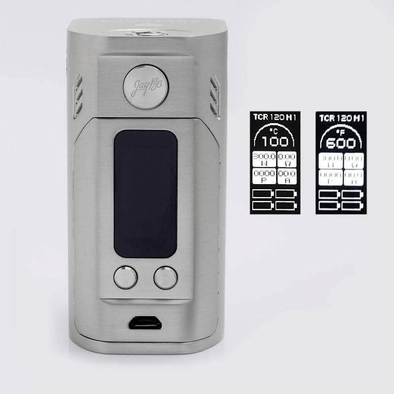 Wismec Reuleaux RX300 TC Box Mod