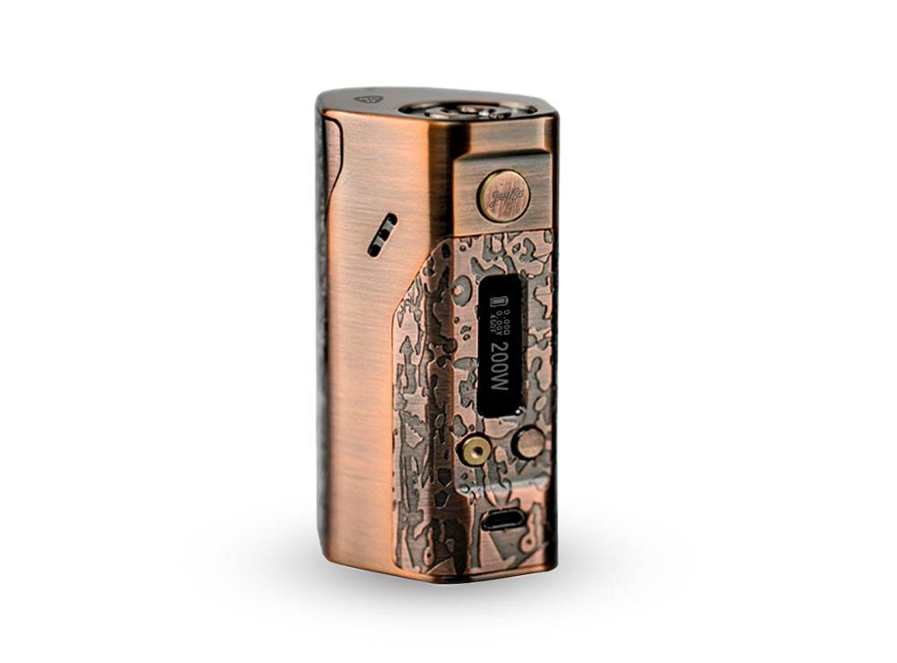 Wismec Reuleaux DNA 250W TC Box Mod