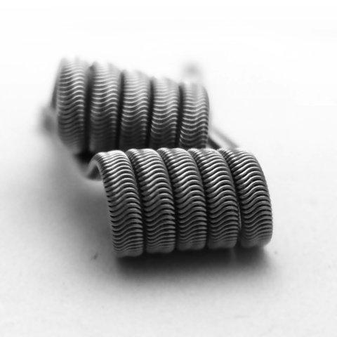 Coil Maven Prebuilt Clapton Coils