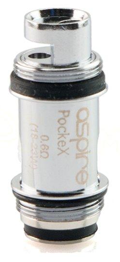 Aspire PockeX 0.6ohm Coil