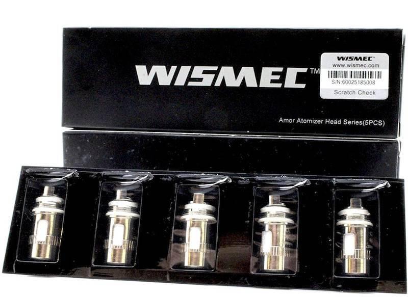 Wismec Elabo NS Triple Replacement Coil