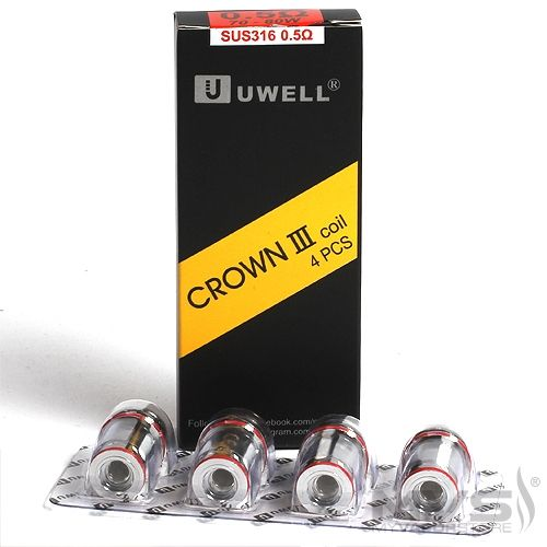 Uwell Crown 3 Replacement Coils 1pc.