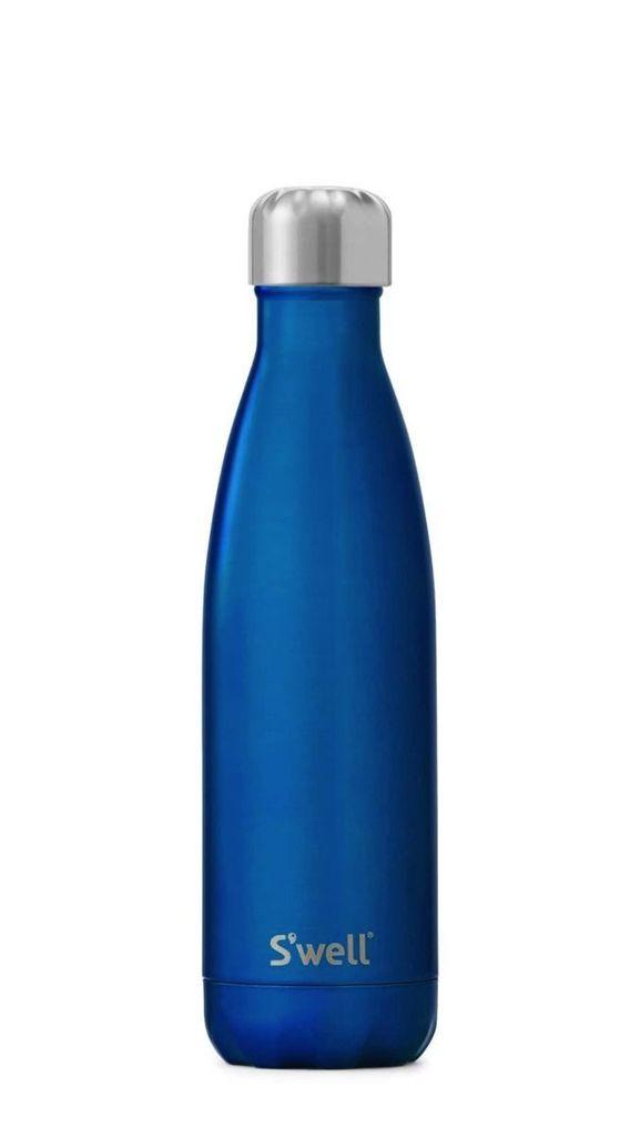 Housewares s well ocean blue 25 oz designed treasures for Swell water bottle 25oz